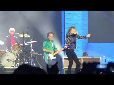 The Rolling Stones - Jumpin' Jack Flash (Houston 07.27.19) HD