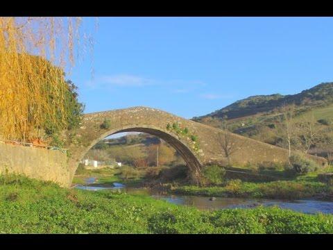 Cheleiros e a sua ponte Romana