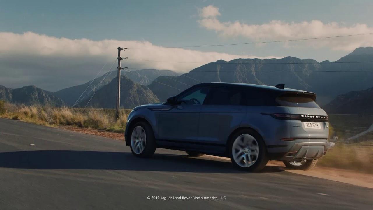 Range Rover Usa >> New Range Rover Evoque Accessories Dog S Life Land Rover Usa