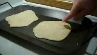 Bread & Soup Series: Homemade Tortilla And Augason Farms Creamy Potato Soup