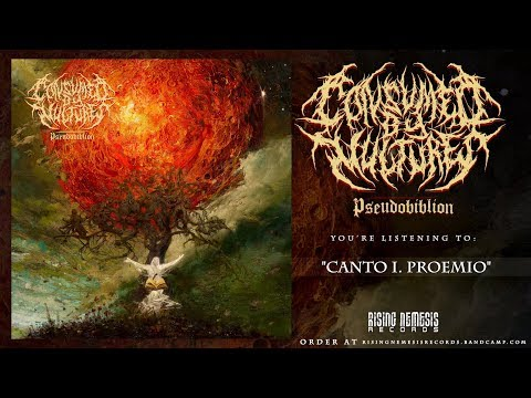 CONSUMED BY VULTURES - PSEUDOBIBLION [OFFICIAL ALBUM STREAM] (2019) SW EXCLUSIVE
