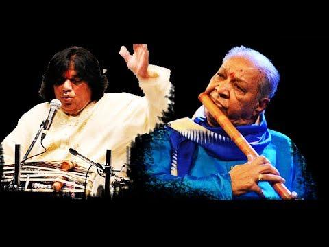 Pt. Hariprasad CHaurasia Flute and Pt. Bhavani Shankar Pakhavaj best Jugalbandi