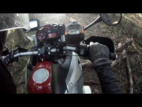 Motorcycle Off Road / Green Lane on Salisbury Plain