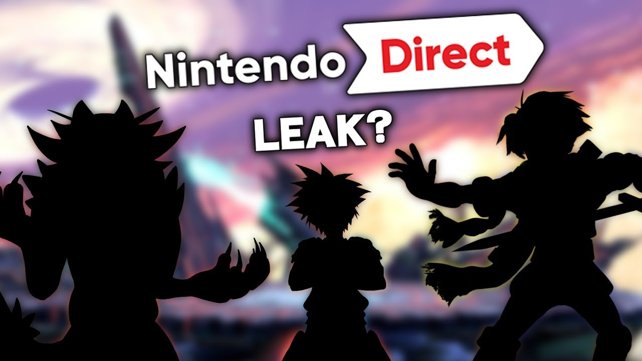 Super Smash Bros Ultimate Newcomers Revealed in September Nintendo Direct  Leak?