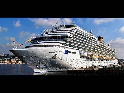 Costa Diadema - Ship Tour