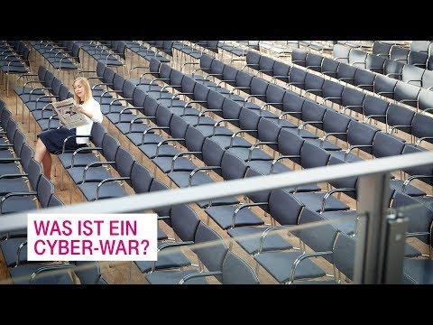 Social Media Post: Was ist ein Cyber-War? - Netzgeschichten