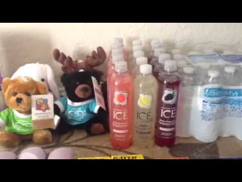 rite aid haul - 6/29 - 7/5/14 money...