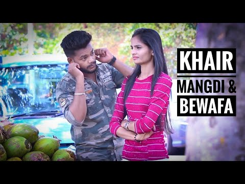 Khair Mangdi || Bewafa || Heart Touching Love Story 2018 || By Jay Production