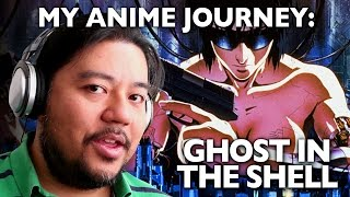 Ghost In The Shell Review - Mega Jay Retro #GITS #animereview #GhostInTheShell #animemovie