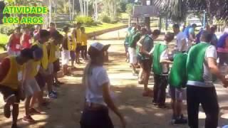 ATIVIDADE LOS AROS EQUIPE - VERDE VENCEDORA