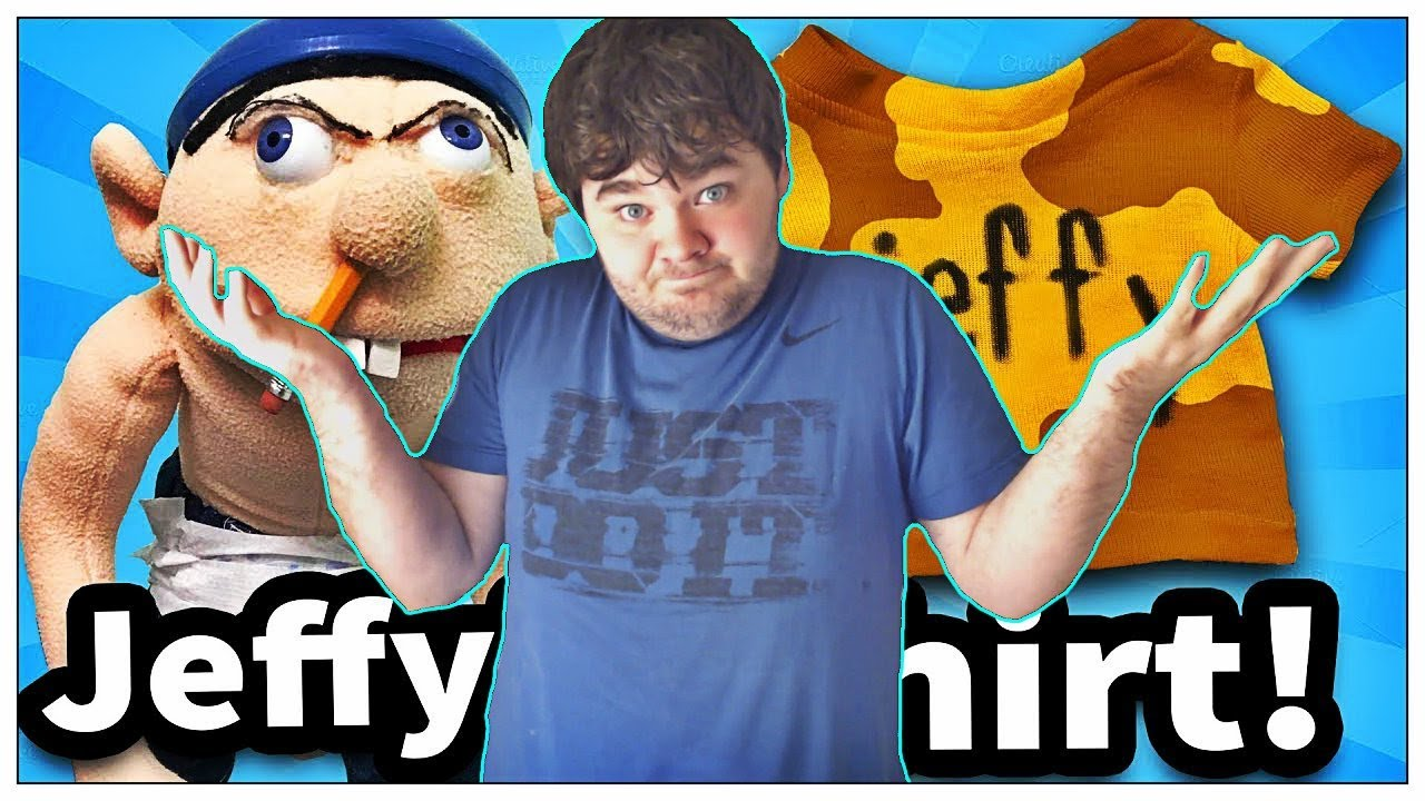 6e2fc9c0faaa SML Movie: Jeffy's Shirt! REACTION (LAG Though...) - YouTube