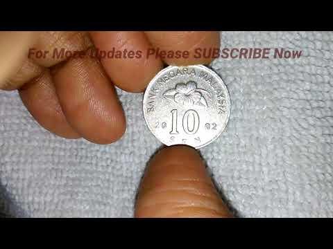 10 SEN BANK NEGARA MALAYSIA COIN - YouTube