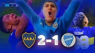 Boca 2 Godoy Cruz 1   Reacciones De Un Hincha De Boca   Liga Profesional 2021