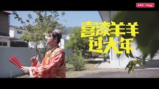 [CNY Rap Song 2015] Happy Paint Goat Goat 喜漆羊羊 - mumu ngui, jestinna ft happypolla