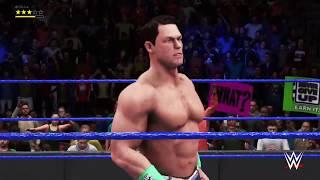 WWE 2K20 الكون وضع Ep2 سوبر عرض WWE, WCW, ECW
