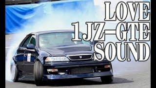 【ドリフト】完全に直ったよ! 久しぶりのフルブースト1.6kは最高だね I love 1JZ sound