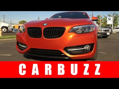 2017 BMW 2 Series 230i Unboxing - The Best BMW On Sale Today?