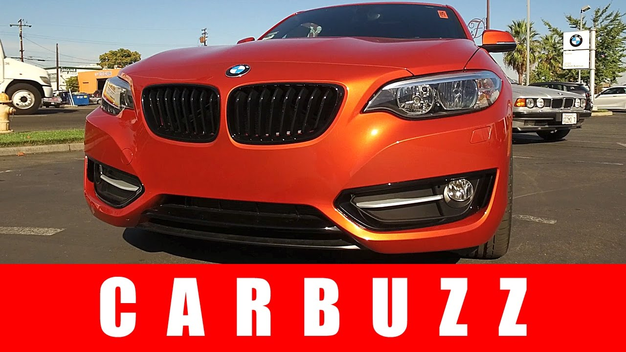 2017 BMW 2 Series 230i Unboxing