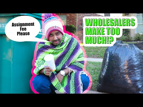 Buyers Complain About Wholesaler Fees | Wholesaling Real Est