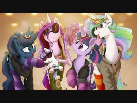 MLP:FiM-Never Be Royals (mrmares)