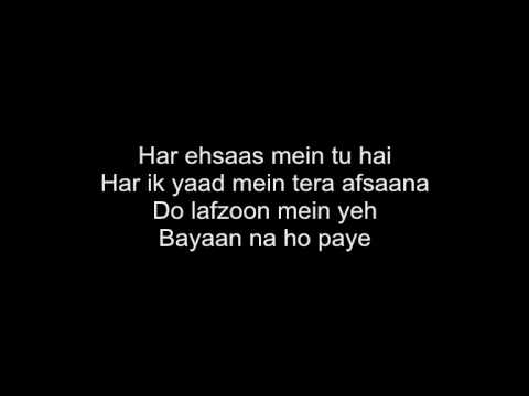 Teri Meri - Bodyguard - With Lyrics!