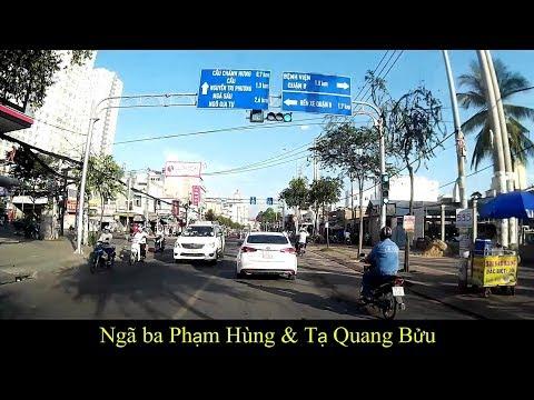 Từ Hẻm C3 Phạm Hùng (Bình Chánh) đến Ngã ba Bà Quẹo (Quận Tân Bình) -10km