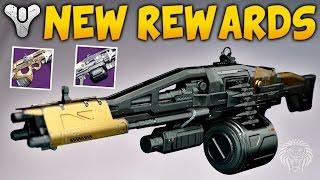 Destiny: NEW IRON BANNER REWARDS! Best Perks & Recommendations (April Update)