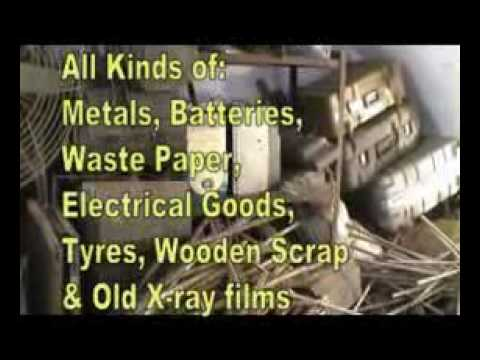 Scrap merchants/ scrap traders/ scrap dealers
