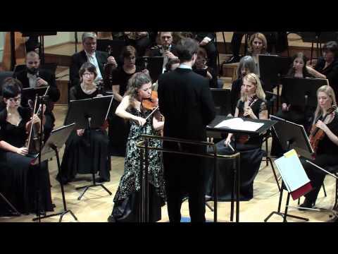 Shostakovich Violin concerto No. 1 3-4 mov