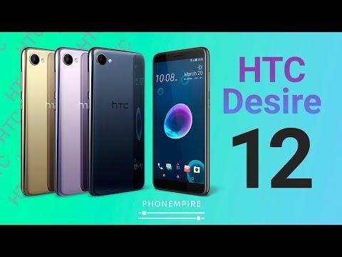 Обзор HTC Desire 12. Новинка из прошлого