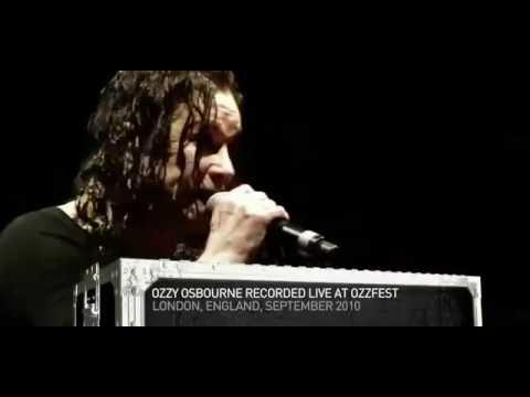 Ozzy osbourne (crazy train)
