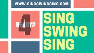 #SingSwingSing Ready? - Ep 4 Basic Vocal Warm-up (Step 2 - Vocal Tubes)
