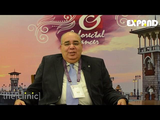 الأستاذ الدكتور سمير شحاته يتحدث عن الأورام