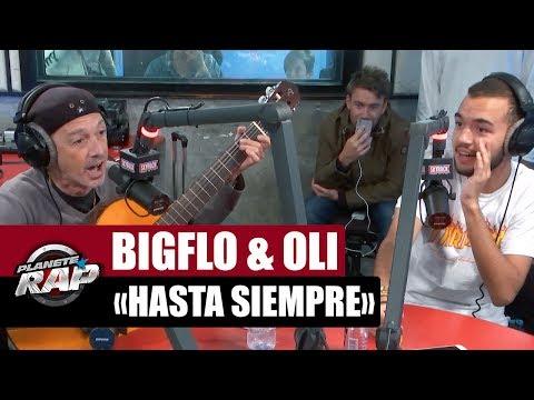 """Bigflo et Oli chante avec leur père """"Hasta siempre"""" #PlanèteRap"""