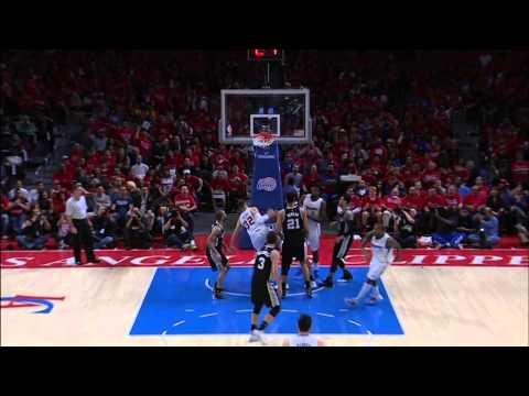 Top 5 NBA Plays: May 2nd