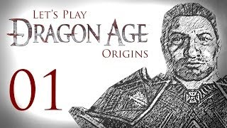 Скачать Let S Play Dragon Age Origins 01 The Dwarf Who Would Be King