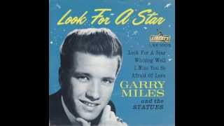 Garry Miles & The Statues - I Miss You So (Liberty EP LSX 1005) 1960