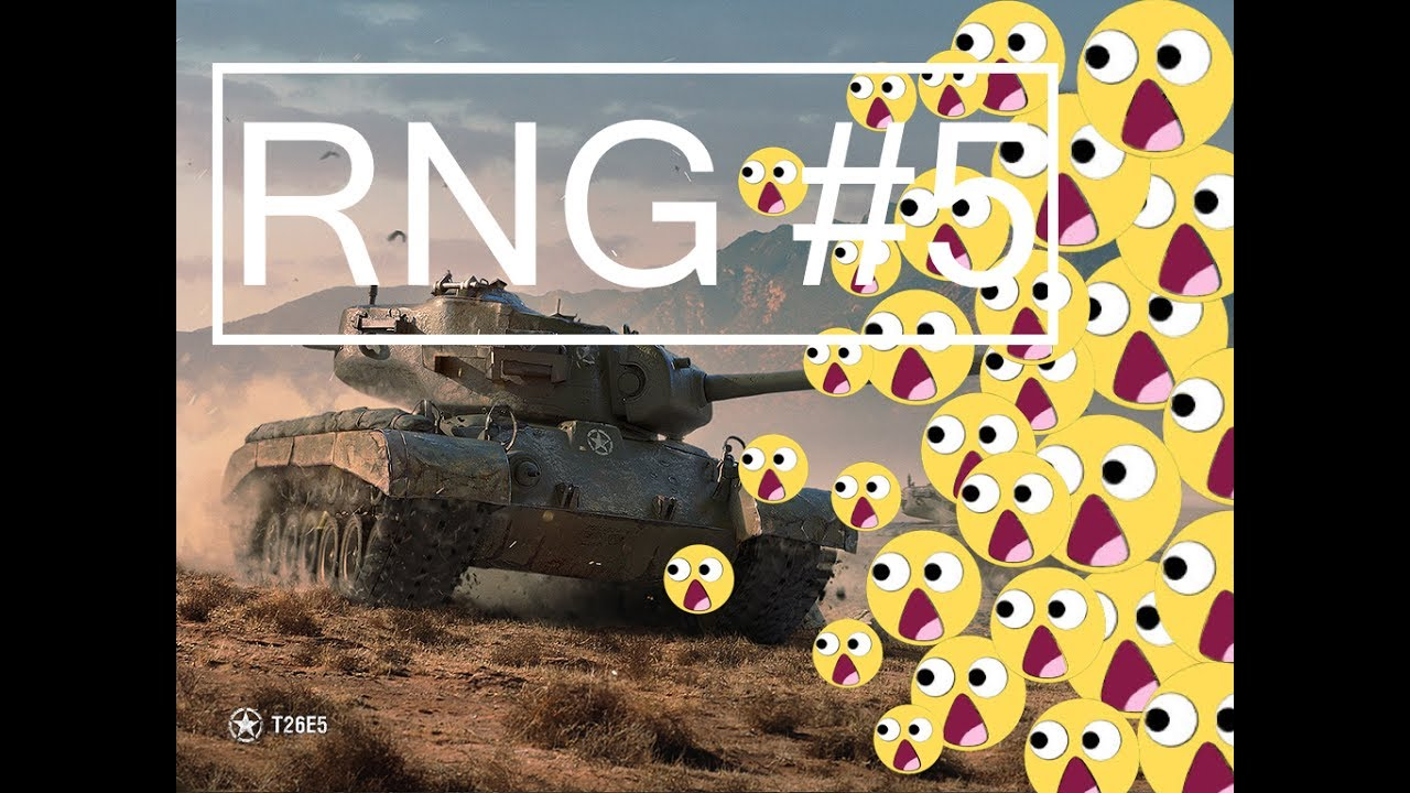 WOT RNG #5 - YouTube