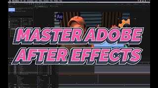 After Effects 2021 Tutorial for Beginners