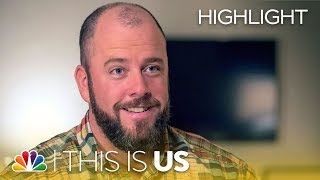 This Is Us - Share the Moment: Toby Talks to Jack's Urn (Episode Highlight - Presented by Chevrolet)