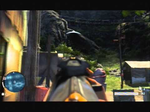 far cry 3 el truco del almendruco!!