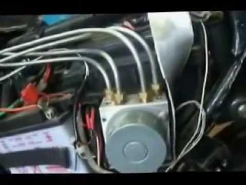 Tesis sobre sistema de frenos
