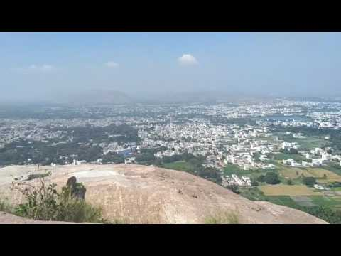 Overview of MADANAPALLE city