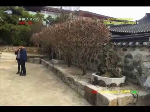 K-ROADTRIP KOREA seoul, seoul Namsangol han-ok ma-eul (Village) 서울 남산골 한옥마을 all