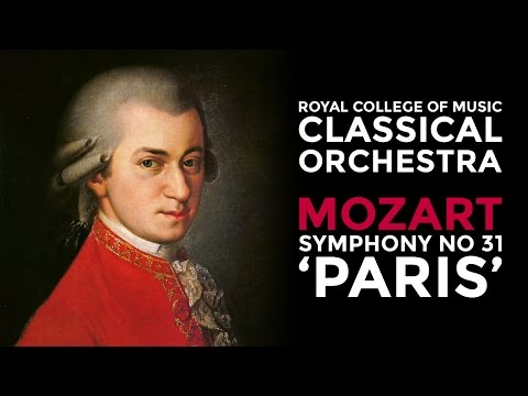 RCM Classical Orchestra: Mozart Symphony no 31 'Paris'