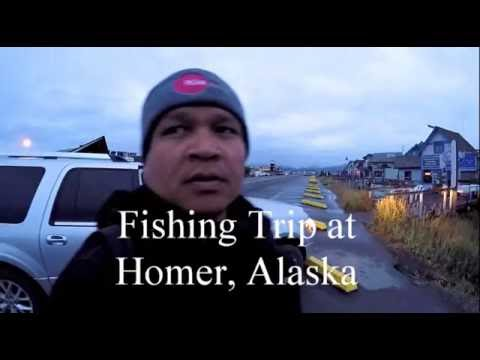 Deep Sea Fishing At Homer, Alaska 21July2016