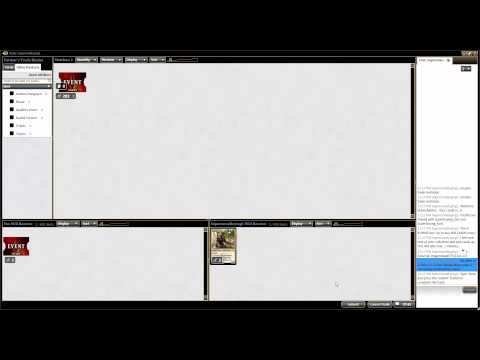 How To Sell Cards On MTGO