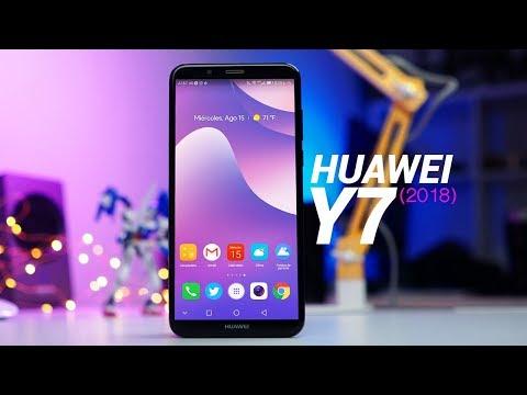 Huawei Y7 (2018) | No tires tu dinero a la basura !!