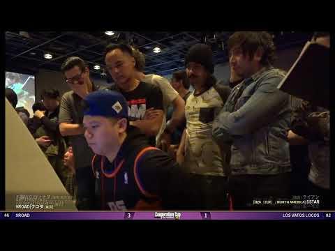 Kuroda (Q) vs. Surewin (DU) Aaron (NE) Yuuki (YU) 5Star (KE) Ryan (CH)