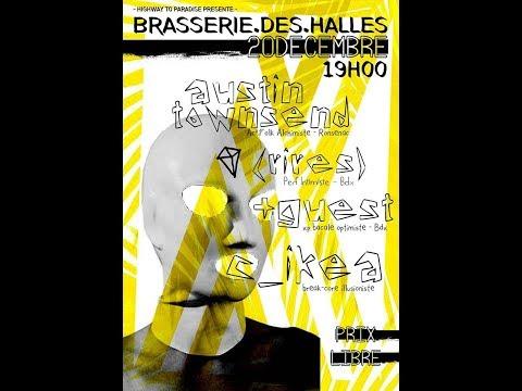Austin townsend - C—Ikéa - (rires) - +guest (live Bordeaux, 20/12/2017)